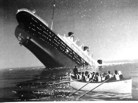 Horner The Sinking 15 april 1912 titanic sank flv