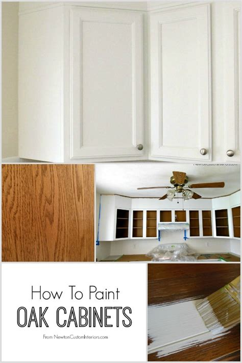 How To Paint Kitchen Cabinets Youtube how to paint oak cabinets