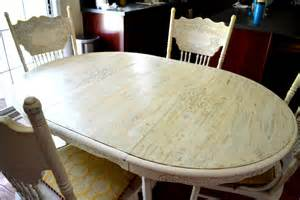 Chalk Paint Dining Room Table Items Similar To Chalk Paint Country Dining Room Table And Chairs Shabby Chic Local