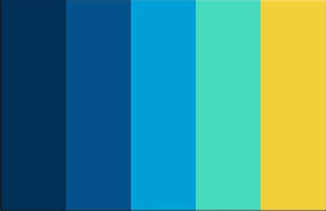 yellow and blue color schemes navy blue color swatch www imgkid com the image kid