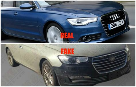 Chinese Automaker JAC Copies Audi A6, Calls it Refine A6 autoevolution