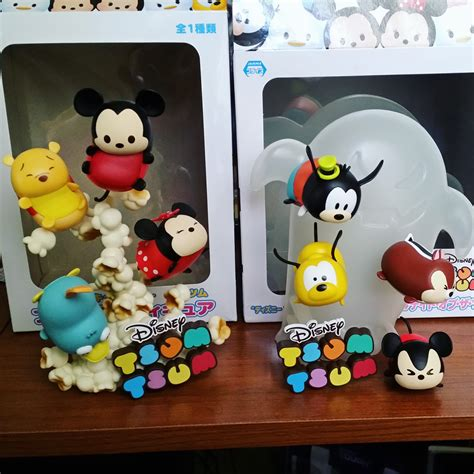 Tsum Tsum Figure Collection my tsum tsum figure collection has doubled since last year