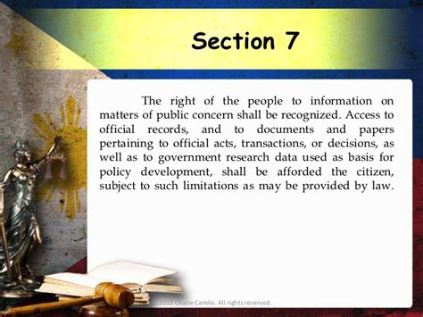 section 8 rights philippine constitution 1987 article 3 bill of rights