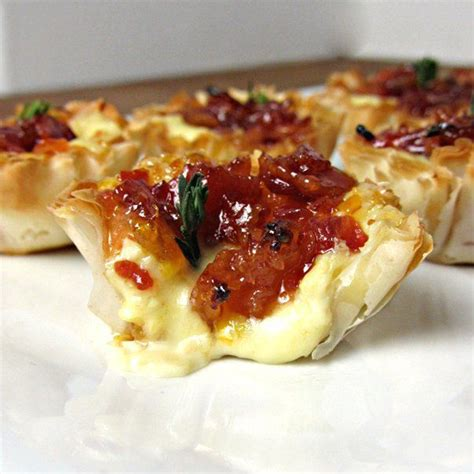 images  easy appetizers  pinterest  spanakopita bacon  shrimp ideas