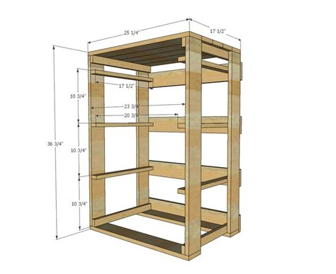Free Dresser Plans by Wood Pallet Dresser Plans Woodworking Projects Plans