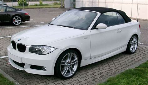 Bmw 1er Cabrio Wiki by File Bmw E88 Front 20080921 Jpg Wikimedia Commons