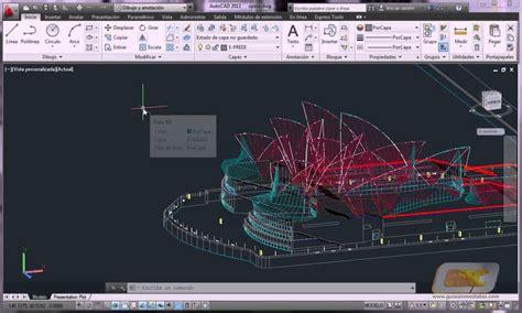 layout autocad que es 2 0a autocad 2013 la interfaz del programa youtube
