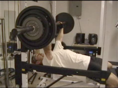 towel bench press rolled up towel for forcing your shoulders back and