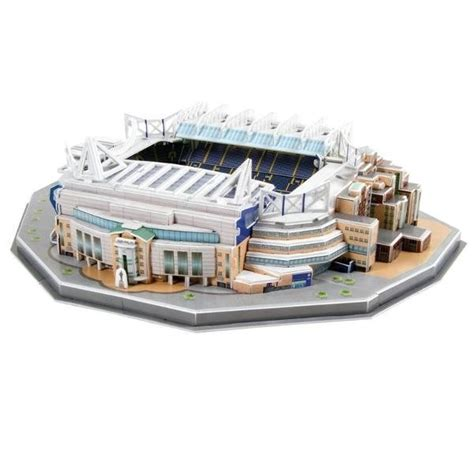 Kaos 3d Fullprint Ml Saber rompecabezas 3d estadio stanford bridge chelsea 600 00 en mercado libre