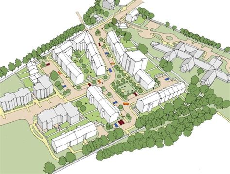 Housing Plan | housing plan submitted for former eastern general hospital