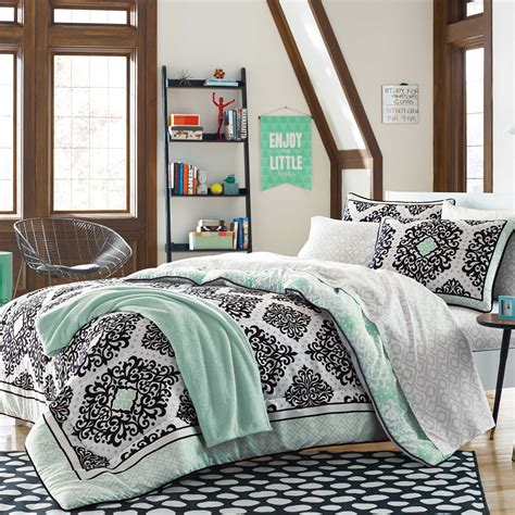 dorm bed sets college dorm bedding sets maison leaves college classic