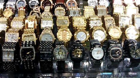 pasar senen jaya jam tangan mau guess seiko balmer atau