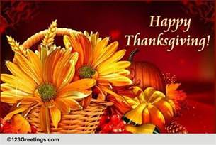 a beautiful thanksgiving wish free happy thanksgiving ecards 123 greetings