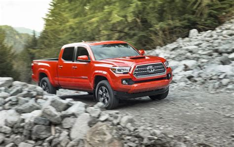 The All New 2016 Toyota Tacoma Hungry For Adventure The All New 2016 Toyota Tacoma