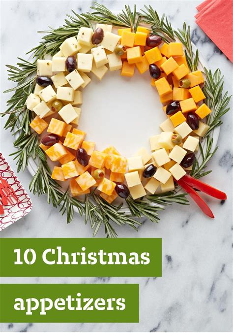 1000 ideas about easy christmas appetizers on pinterest