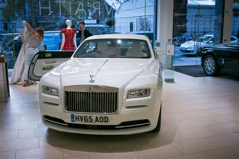 rolls royce wraith inspired by fashion at hr owen