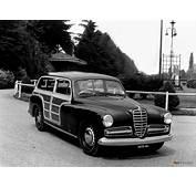 Alfa Romeo 6C 2500 Coloniale By Viotti 1947 Photos