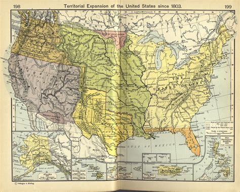expansion of the united states map nationmaster maps of united states 1212 in total
