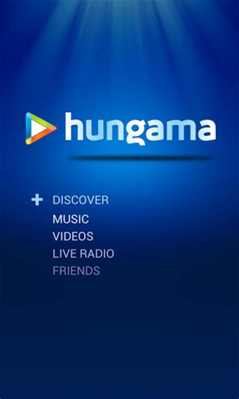 Hungama Music | download hungama music app for listening to music in your
