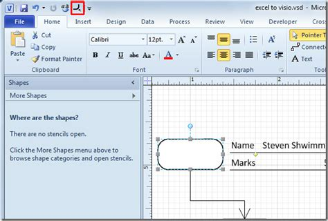 visio replace shape change shape in visio best free home design idea