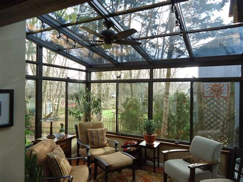 glass room dallas beewindow four seasons sunroom addition all glass sunroom year use