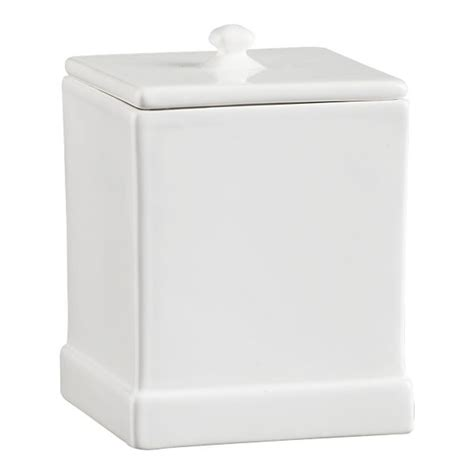 chelsea 6 quot square canister kitchen and dining