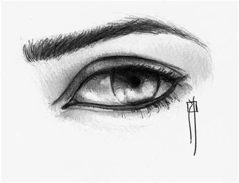 Imagenes De Ojos Hechos A Lapiz | hermosos y realistas dibujos de ojos hechos con l 225 piz