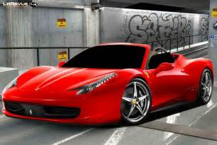 458 Spider Italia F458 Italia Spider Wallpapers Wallpapers