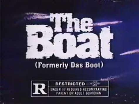 the boat movie trailer das boot 1985 movie trailers vidimovie