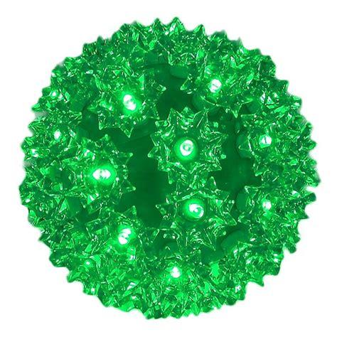 6 quot mini starlight sphere 50 light christmas lighted ball