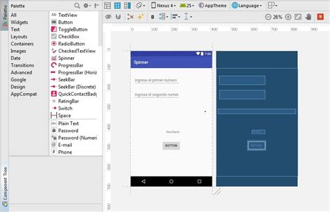 android layout ems java items desordenados android studio 2 3 stack