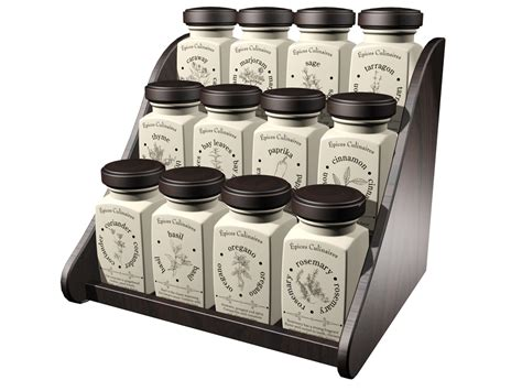William Sonoma Spice Rack kitchen housewares by jules sherman at coroflot