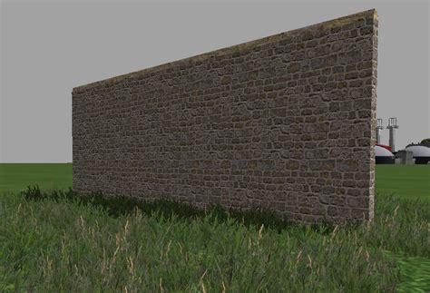 Wall Ls wall and fence pack ls15 mod