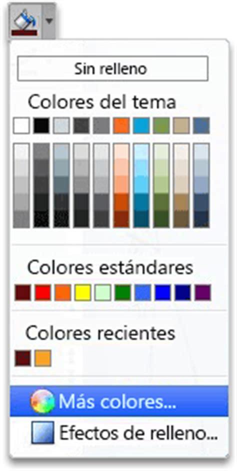 cambiar barra superior mac agregar o cambiar el color de relleno en office para mac