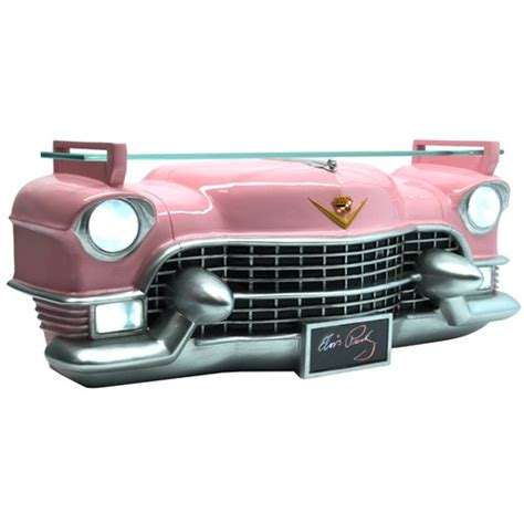 Pink Cadillac Shelf by 3d Wall Shelf Elvis Pink Cadillac Front