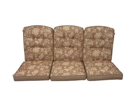 smith cora replacement golden brown sofa cushion