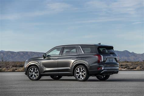 Hyundai Crossover 2020 by 2020 Hyundai Palisade Oozes 8 Seat Crossover Luxury