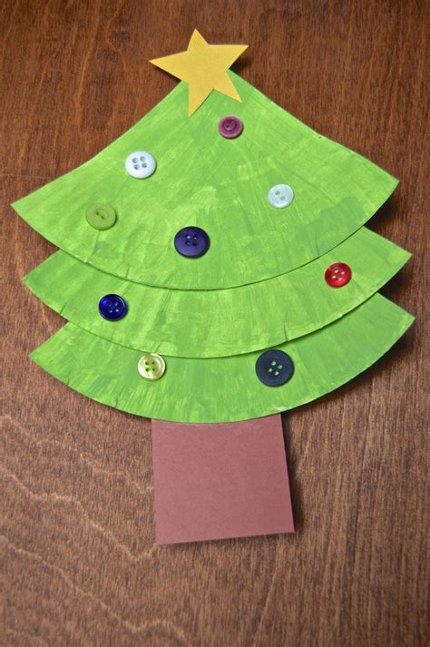 image gallery tree crafts diy how to make christmas tree paper craft for kids jk