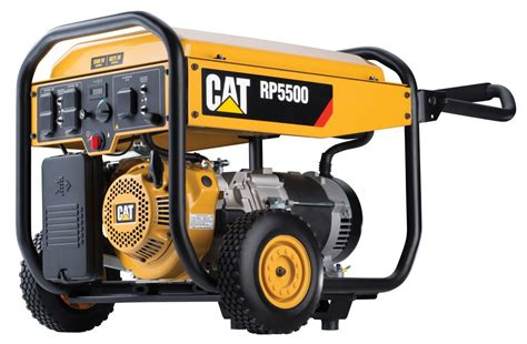 shop cat rp5500 portable generator