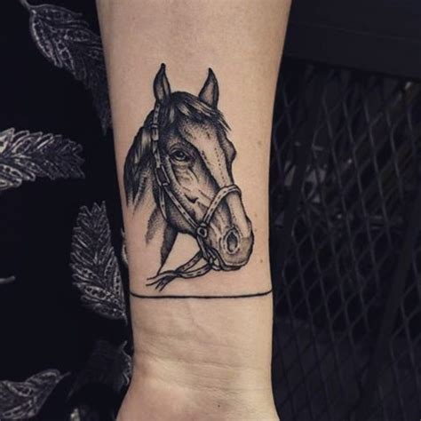 horse head tattoo beautiful tattoos for tattoos beautiful