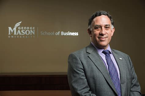 George Washington Executive Mba Ranking by George Business Welcomes New Dean Maury Peiperl