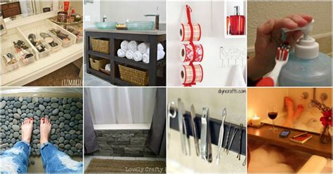 bathroom hacks 40 bathroom hacks projects and tips to make it clean