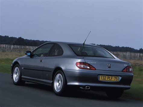 peugeot one peugeot 406 coupe 2003 2004 autoevolution