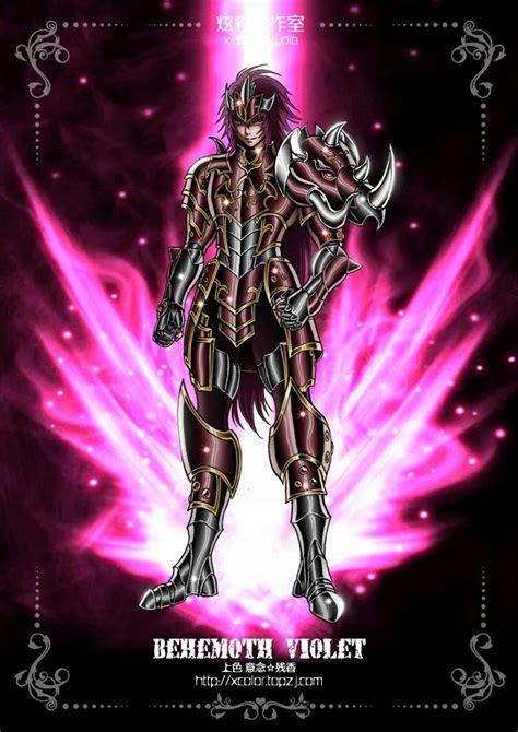 desmotivaciones de anime saint seiya lost canvas albafika de piscis behemoth violate 941713 zerochan