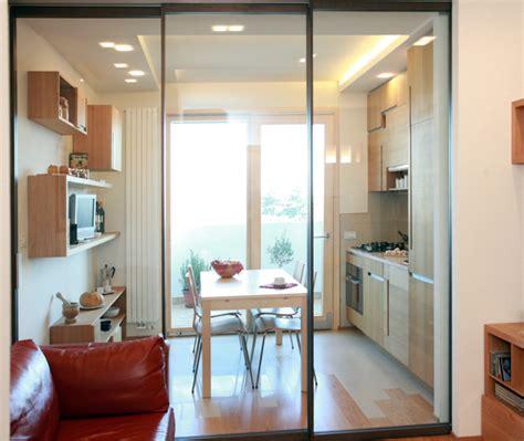Arredamento Appartamento Piccolo by Foto Piccolo Appartamento Cucina Pranzo Versus Soggiorno