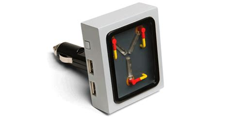 car capacitor charger the flux capacitor car charger april fool s prank is now a real product gizmodo uk