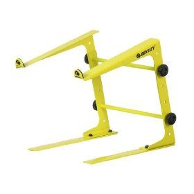 Yellow Standing L by Odyssey L Stand Yellow Laptop Stand