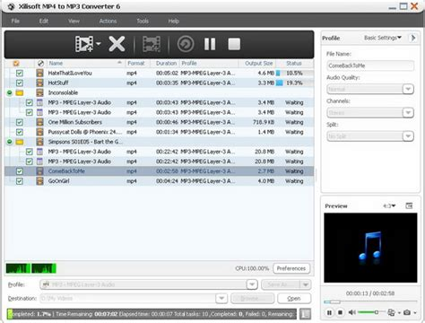 download converter mp4 jadi mp3 xilisoft mp4 to mp3 converter 6 8 0 1101 187 скачать