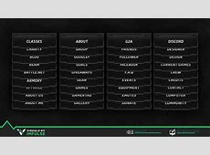 Carbon Twitch Panels   Visuals by Impulse V And S Logo Design