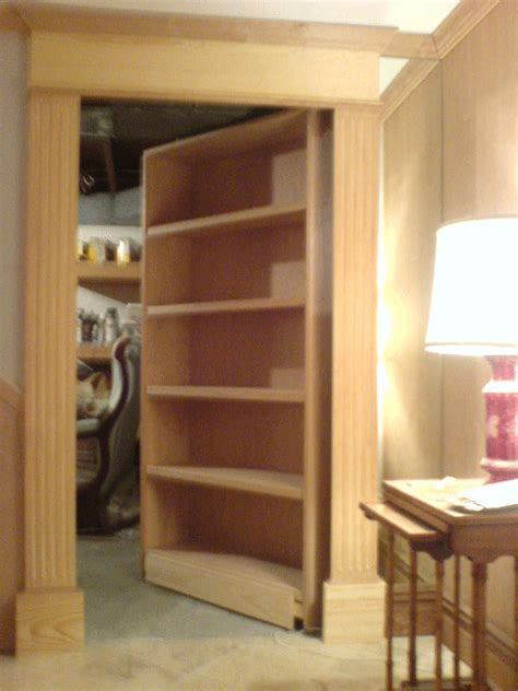 stashvault door bookshelf everything about